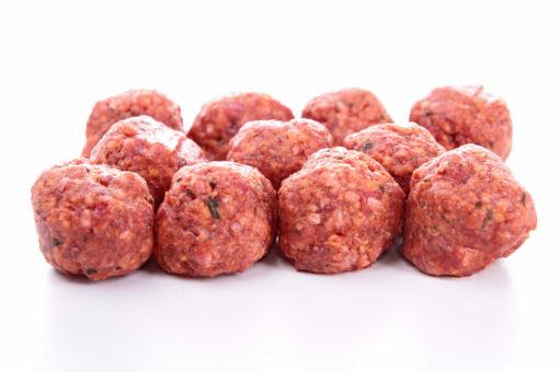 meatball-raw