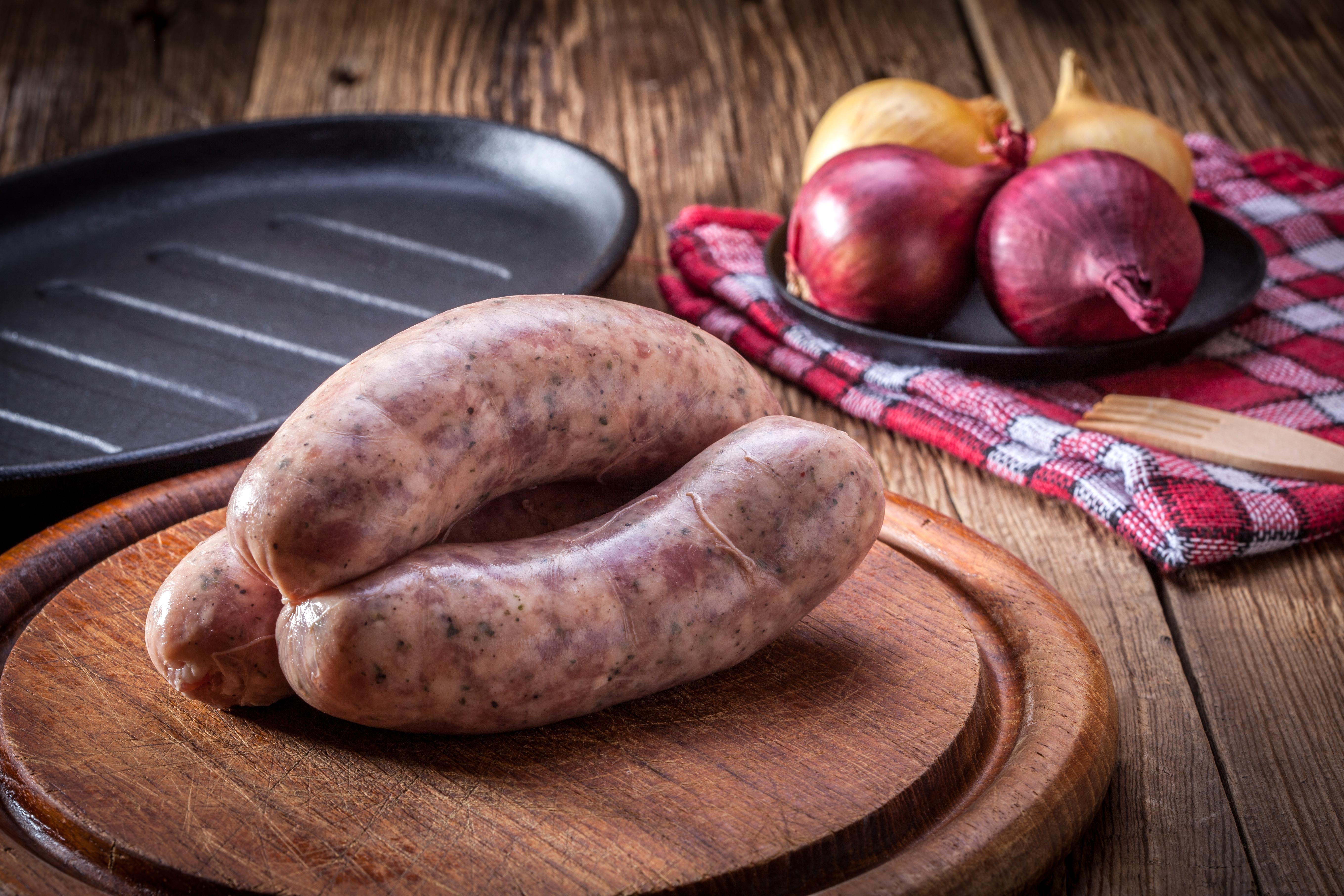 red-onion-sausage